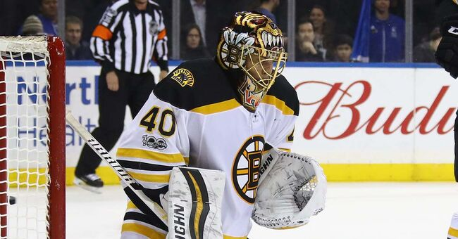 tuukka rask goalie bruins boston hockey nhl