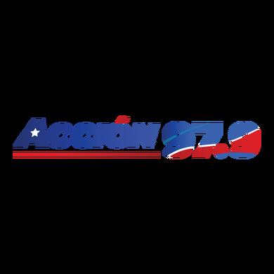 Acción 97.9 logo