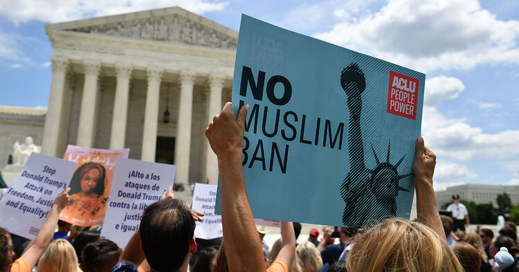 supreme court scotus muslim travel ban