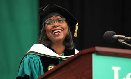 Local News - Anita Hill Gives Lesley University Commencement Speech