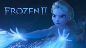 Zach Dillon - The very first Frozen 2 Trailer is HERE!