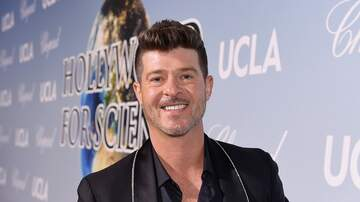 On With Mario - Robin Thicke Explains The Nickname He Gave Mario & Talks New Music!