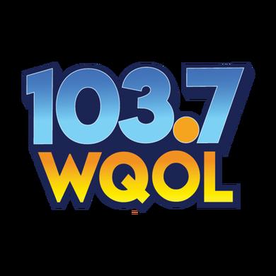 103.7 WQOL logo