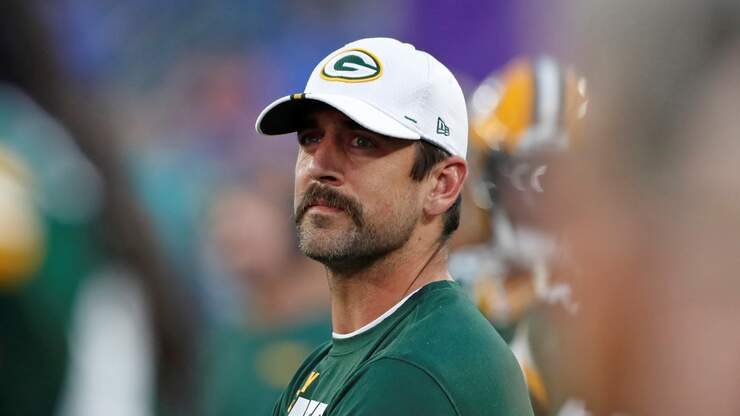Aaron Rodgers Is Sending a Message to the Packers
