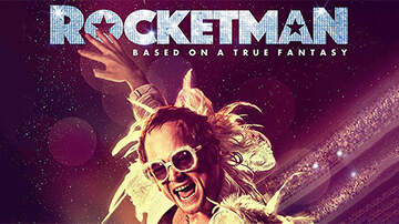 Allison - Check out the video for Elton Johns Biopic Rocket Man!