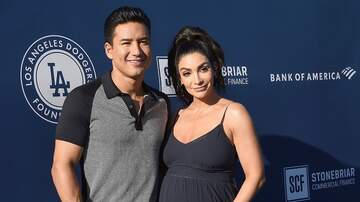 Photos - Mario & Courtney Hit The Blue Diamond Gala at Dodgers Stadium!
