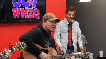 WMZQ Trending - Rodney Atkins Performs Intimate Set In WMZQ Performance Stage