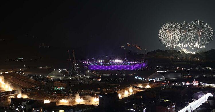 olypics winter 2018 opening ceremony