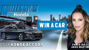 Contest Rules - Win a 2 Year Lease on a 2018 Honda Accord