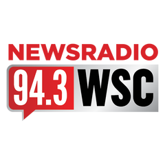 News Radio 94.3 WSC logo