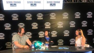 Outkick The Coverage with Clay Travis - Shannon Spake & Geoff Schwartz of FOX Join Clay Travis in Miami