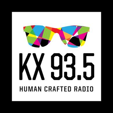 KX 93.5 logo