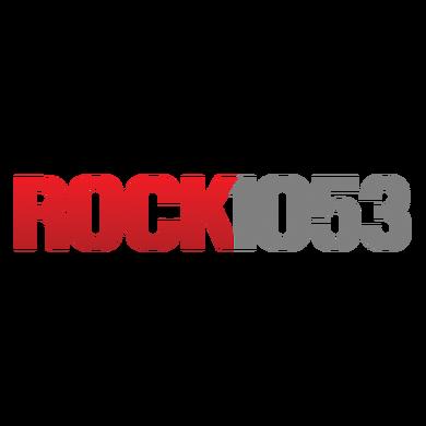 ROCK 105.3 logo