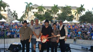 Photos - Kool 105.5 at the Abacoa Concert Series with Skip