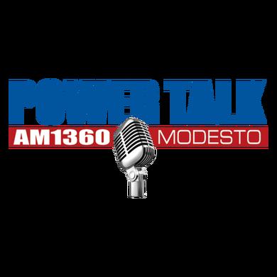 PowerTalk 1360 KFIV logo