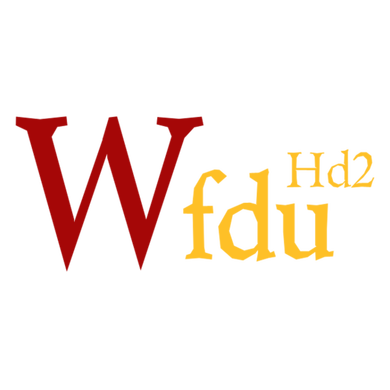 WFDU HD2 The Eclectic Sound logo