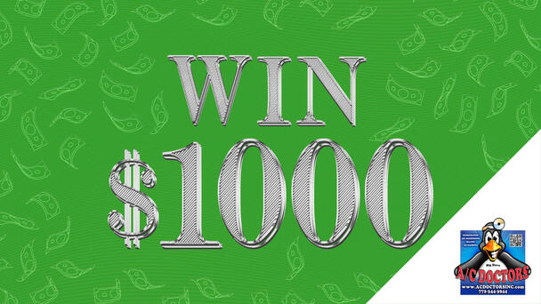 Listen To Win $1,000 With The Thousand Dollar Payday