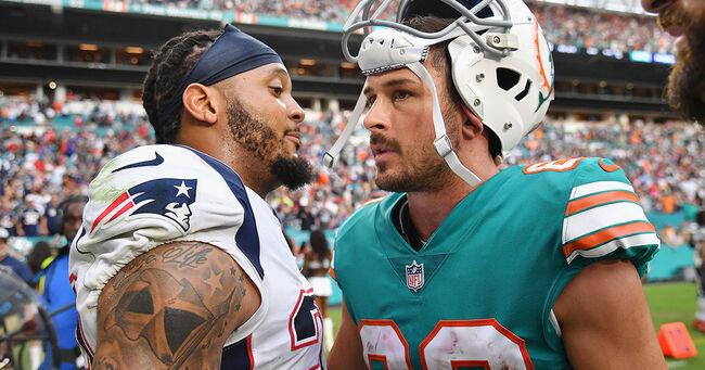 Patriots lose to Miami