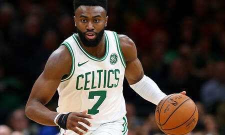 Boston Sports - Jaylen Brown Responds To Kyrie Irving's Criticism Of Celtics Young Players
