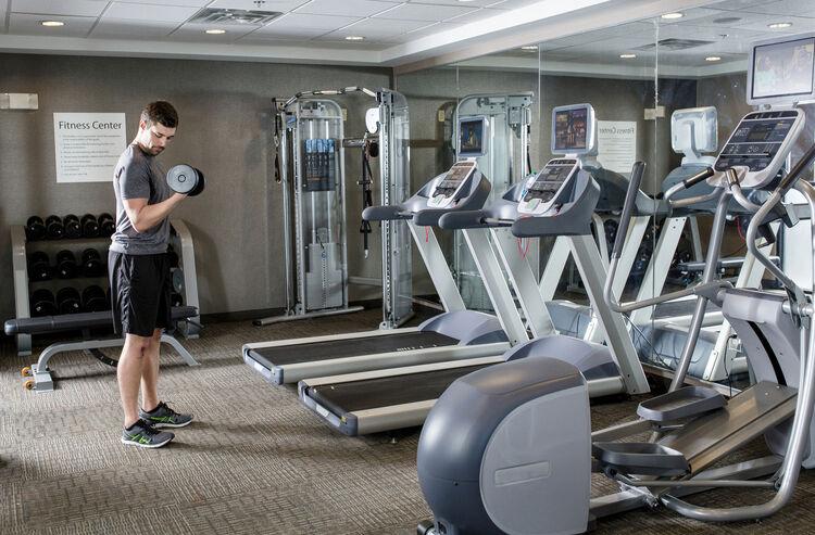 Hotel Gym Generic