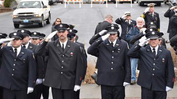 Local News - Firefighter Hero Laid To Rest