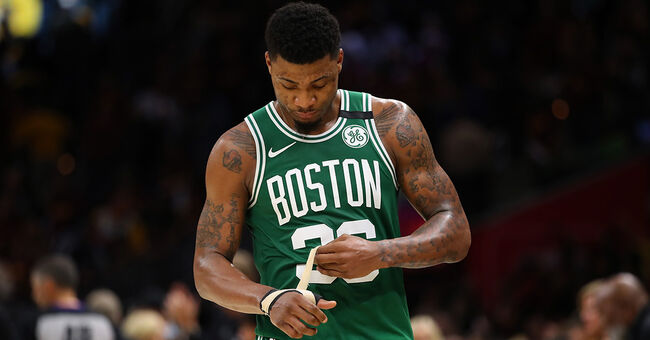 marcus smart nba boston celtics