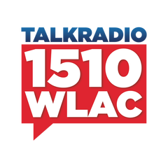 Talkradio 1510 WLAC logo