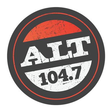 ALT 104.7 logo