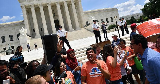supreme court protest travel ban muslim ban