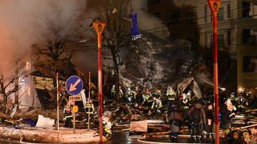 Breaking News - 42 People Injured In Japan Restaurant Explosion