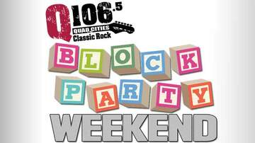 What's Rockin' At The Q - We're Rockin' Into Summer With A Block Party Weekend