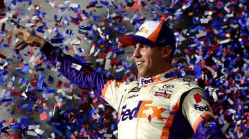 "The Doug Gottlieb Show - Denny Hamlin Is Still ""Walking on Flames"""