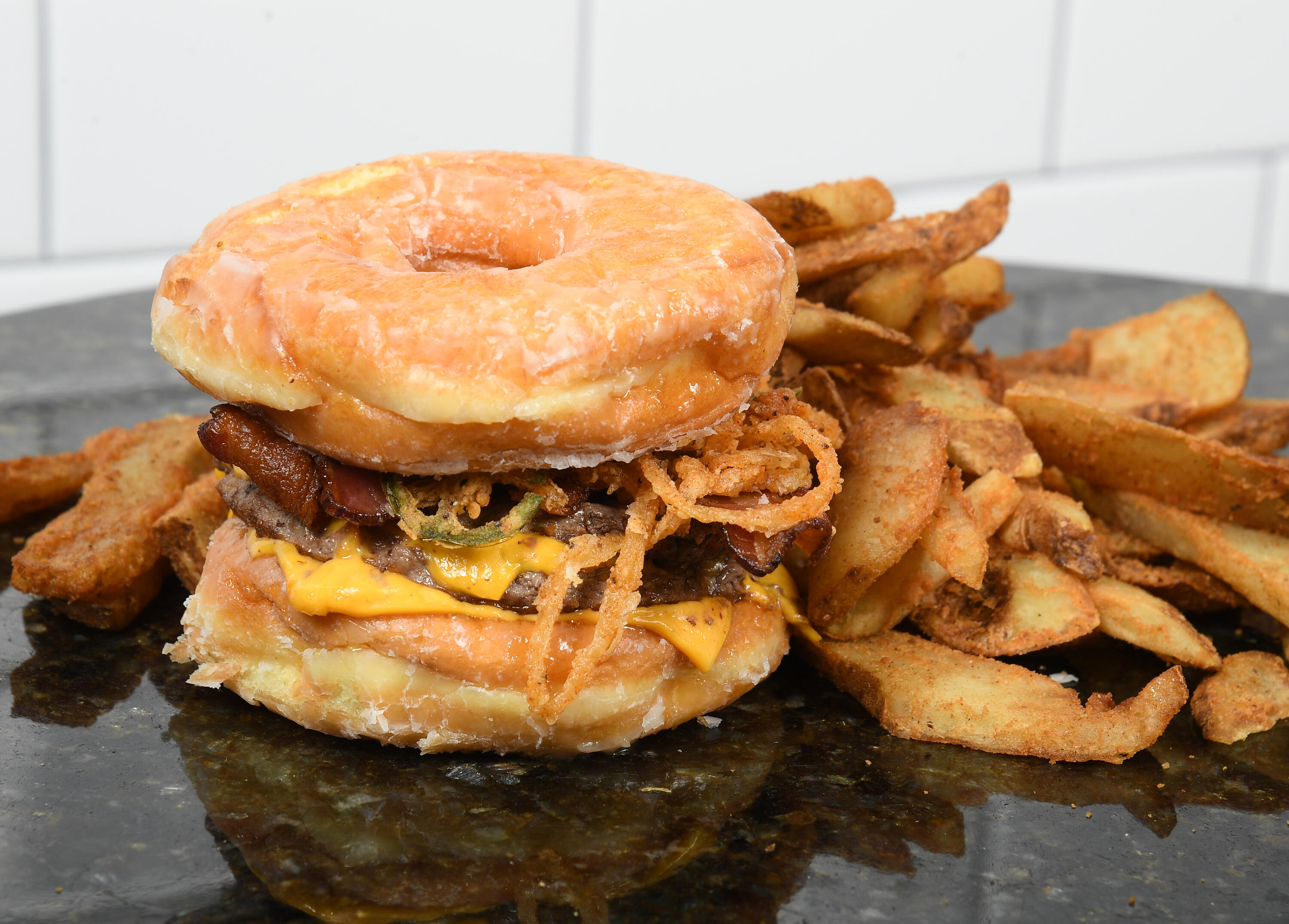 Photos: Doughnut Burger, Fried Oreos, And More Coming To TD Garden