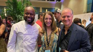 Photos - Mo & Sally Host Palm Beach Food & Wine Showdown!