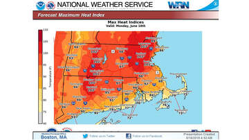 Storm Center - Officials Warn Of Extreme Heat Monday