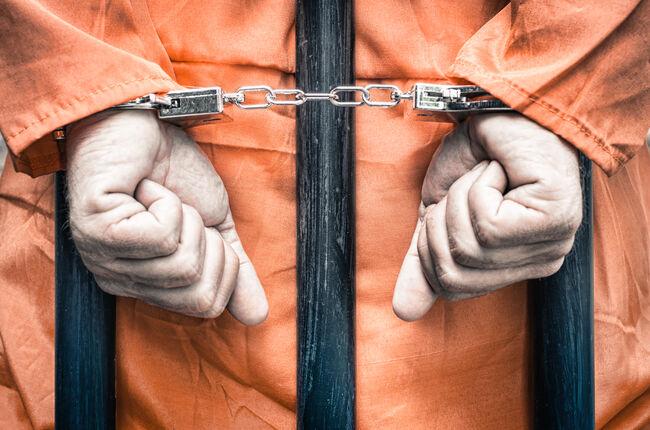 Death Penalty Getty Handcuffs Jail