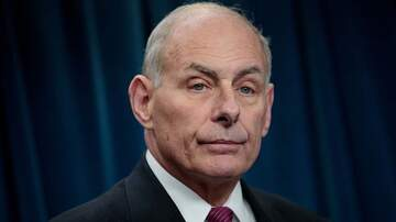 Politics - White House Chief Of Staff John Kelly May Resign