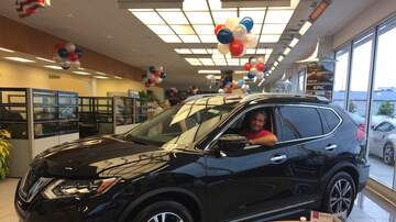 Photos - WQOL at Sutherlin Nissan Fort Pierce with Eric
