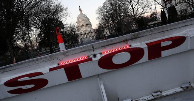 us capitol government shutdown