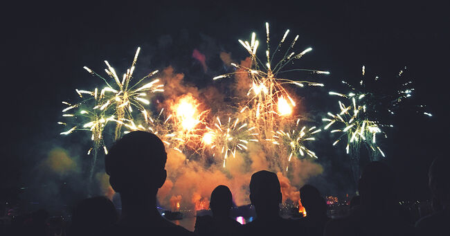Fireworks Generic Getty