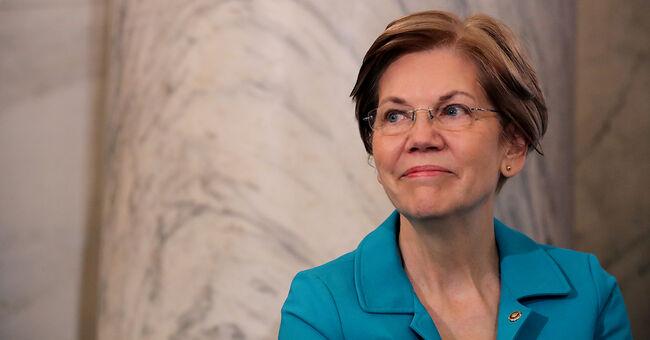 senator sen elizabeth warren