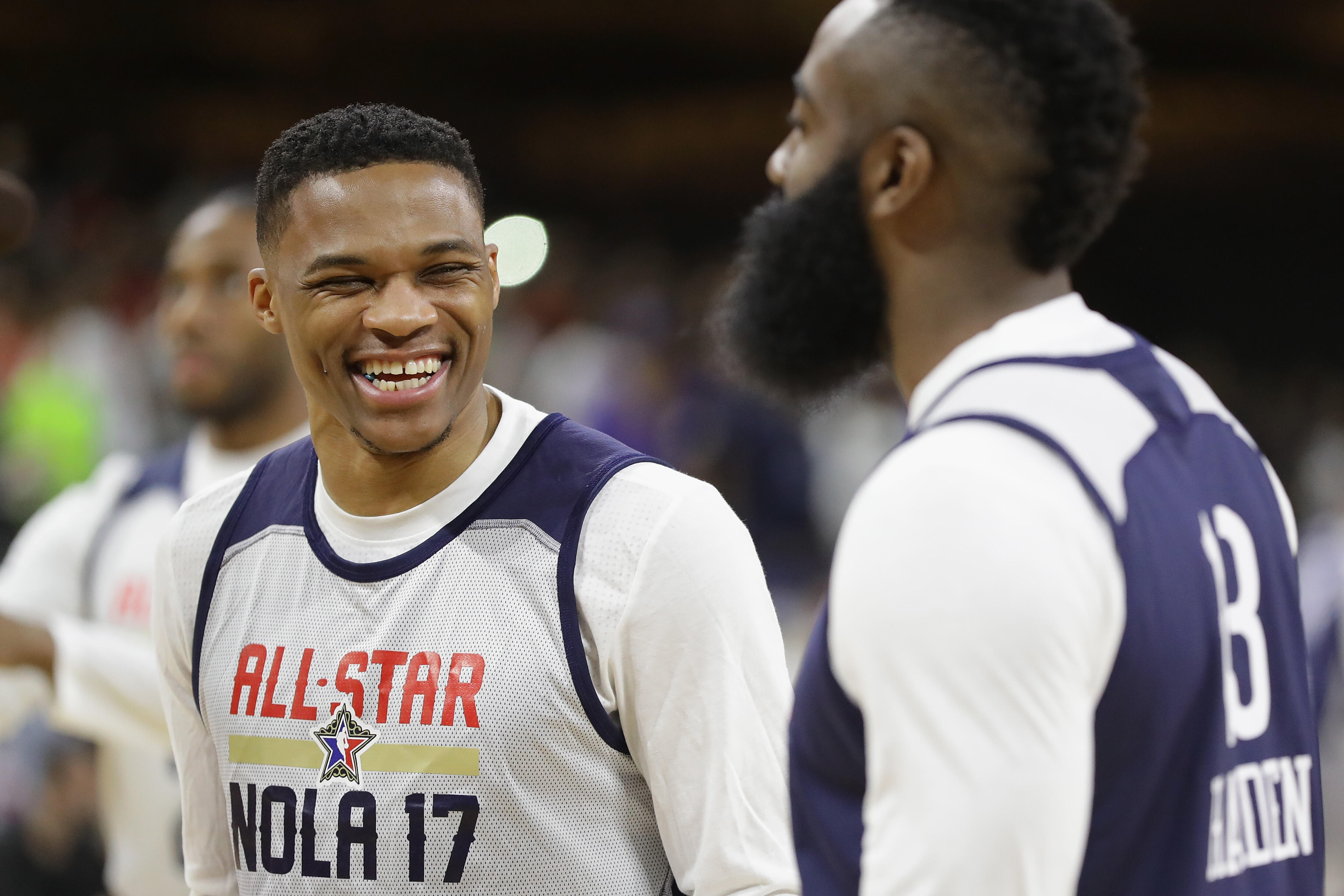 Addition by Subtraction: Russell Westbrook and James Harden are Reunited!