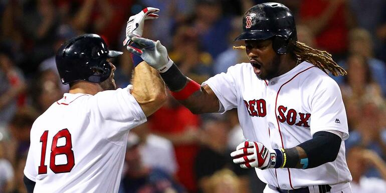 Hanley Ramirez, Mitch Moreland Not Worried About Playing Time