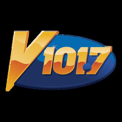 V101.7 logo