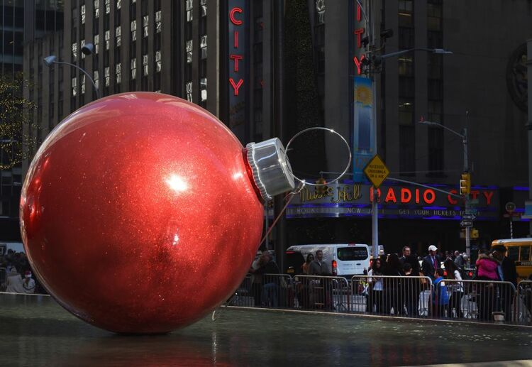 Holiday Ornament - Getty Images
