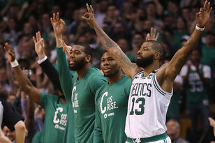 Celtics Believe In Themselves, Throwing NBA Universe Off Axis