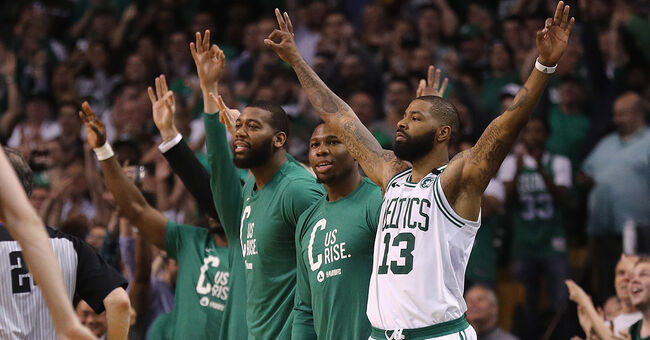 boston celtics marcus morris nba eastern conference finals