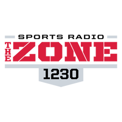 The Zone 1230 logo
