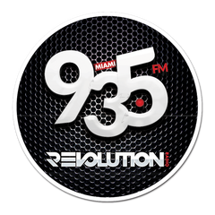 Revolution Radio Miami logo