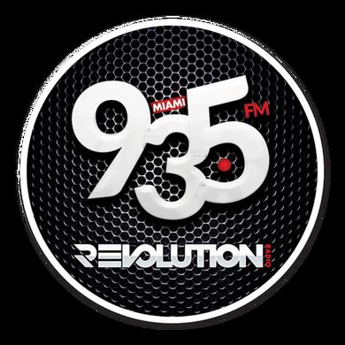 Revolution Radio Miami logo